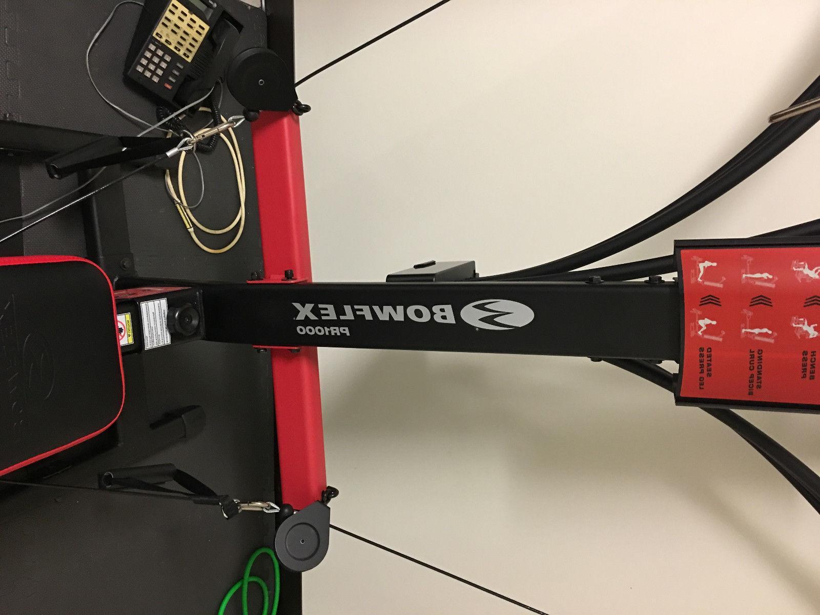 Bowflex Model 100141