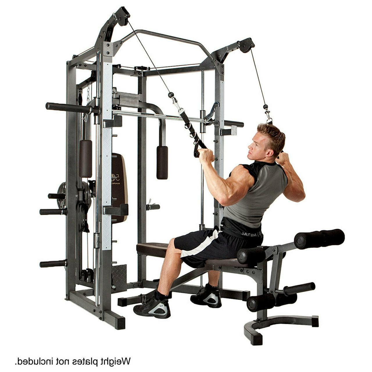 Marcy Combo Total Body Strength Home and Gym