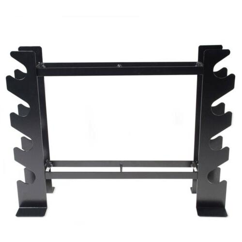 Compact Dumbbell Rack, 500 lbs Weight Cap