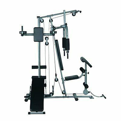 complete home fitness station gym