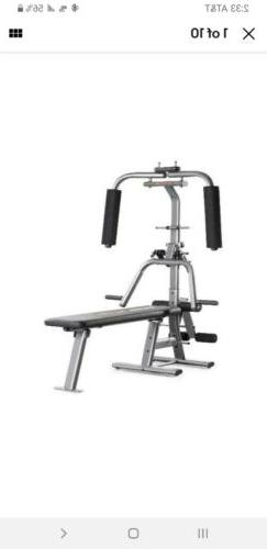 Weider CTS System