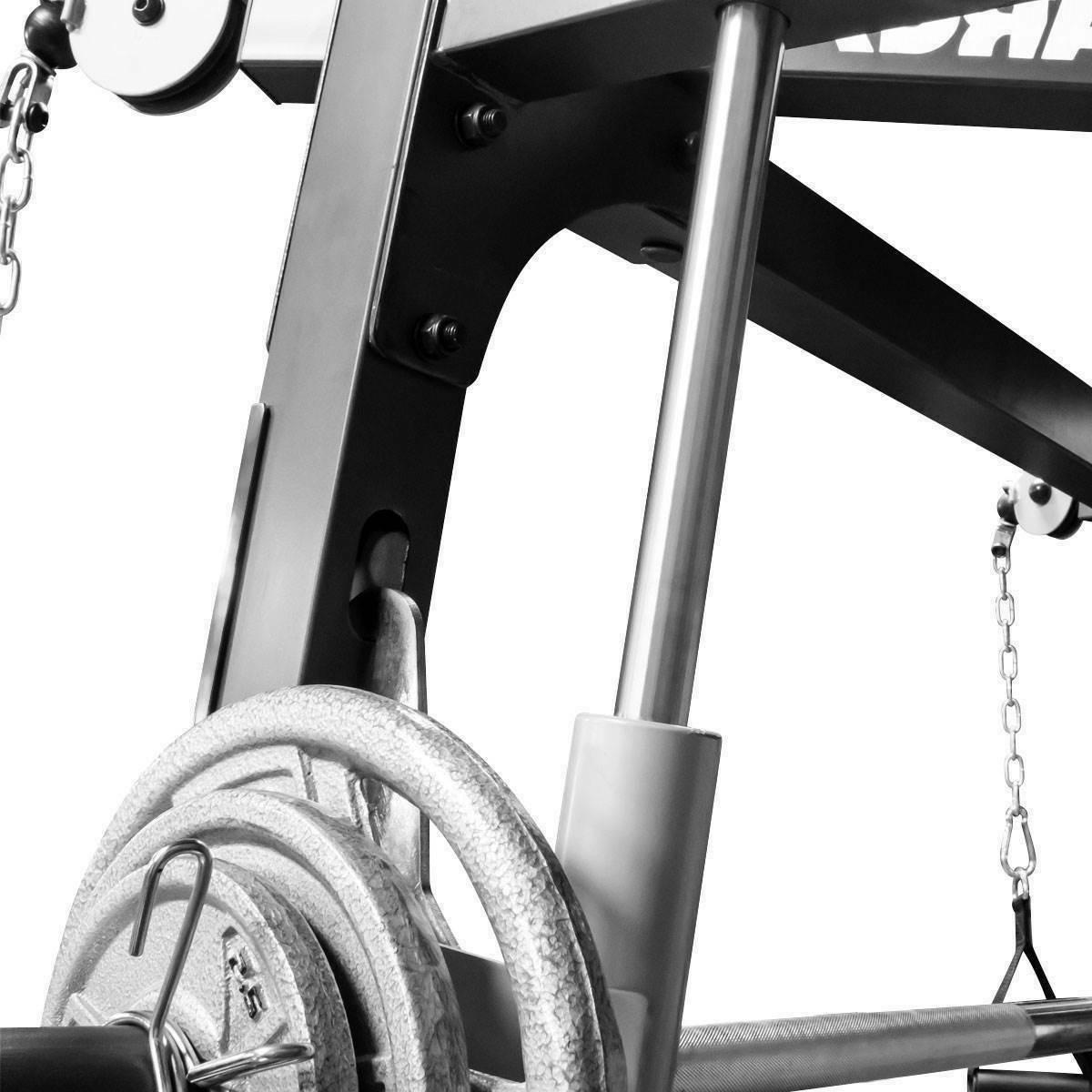 Marcy Deluxe Diamond Smith Workout System