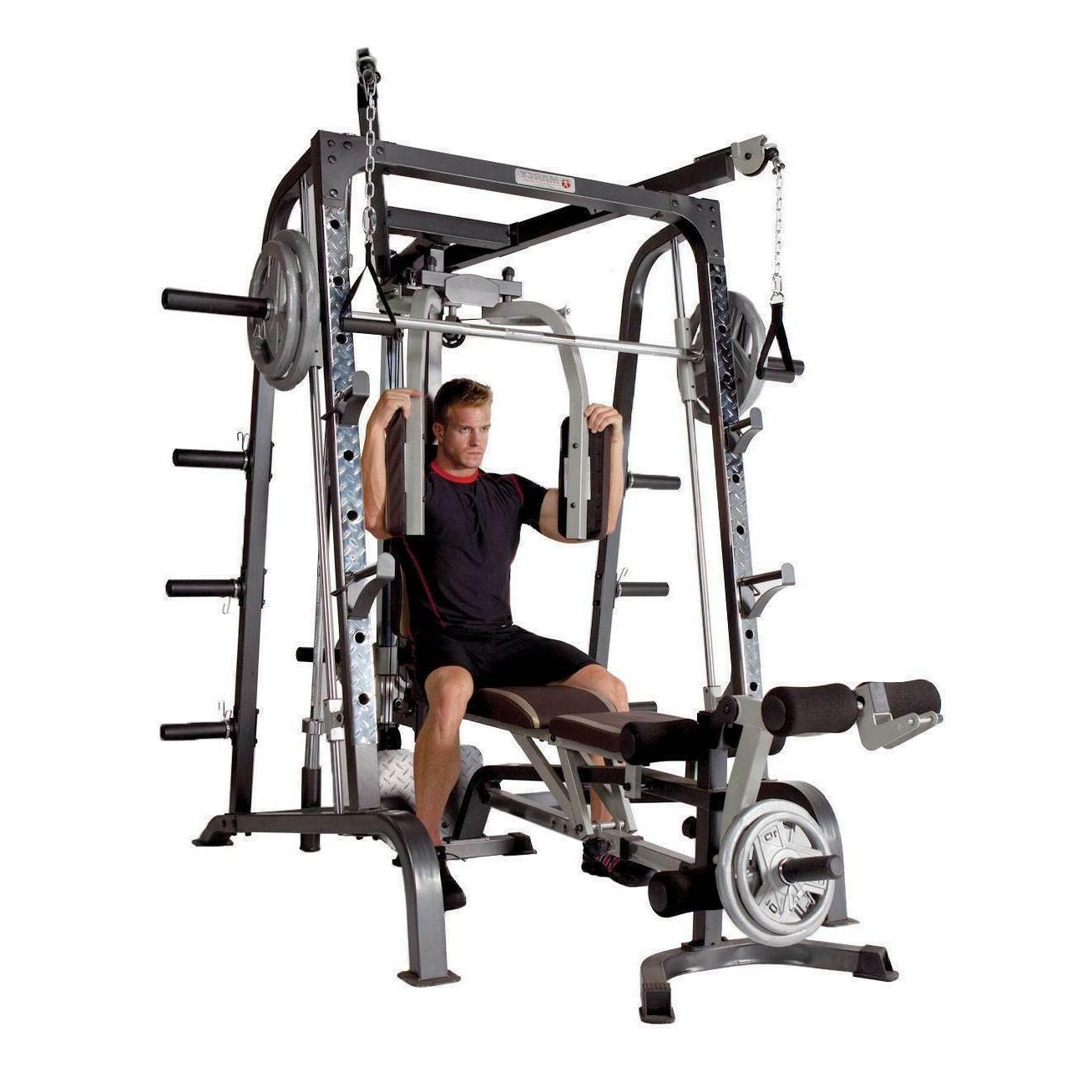 Smith Home Workout Machine System