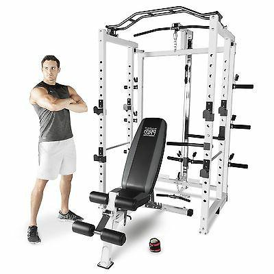 Marcy Total Cage Power with Bench