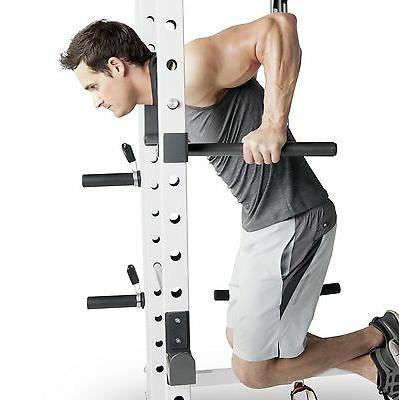 Marcy Pro Deluxe Folding Total Gym Cage with