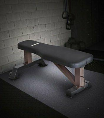 Deluxe Rated lbs Bench Station for Gym