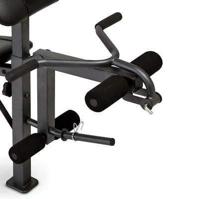 Marcy Diamond MD389 Classic Workout Weight