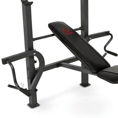 Marcy Diamond MD389 Classic Workout Bench
