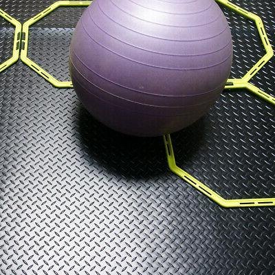 diamond plate rubber flooring rolls