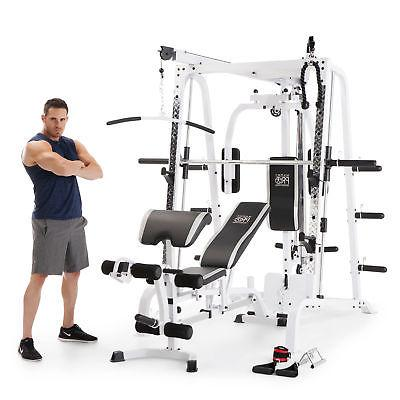 Marcy Pro Smith Cage Workout Machine Total Body Training Hom