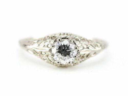 diamond solitaire marcy engagement ring by elizabeth