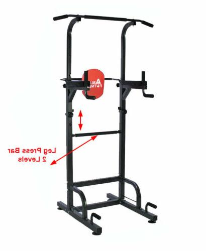 Dip Up Bar Push Home Gym Fitness Core