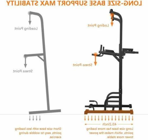Sportsroyal Pull Power Adjustable fr Indoor Fitness