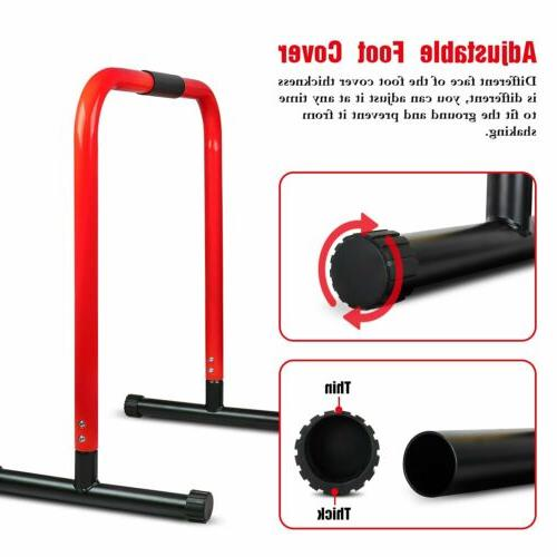 Dip Stand Heavy Duty Bar Pull Up Training