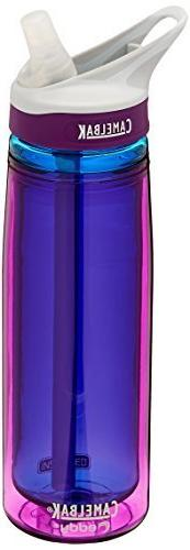 CamelBak Eddy Insulated Water Bottle - Hibiscus, 6 Litre by