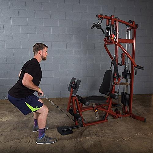Fitness EXM1 Body Solid with Leg