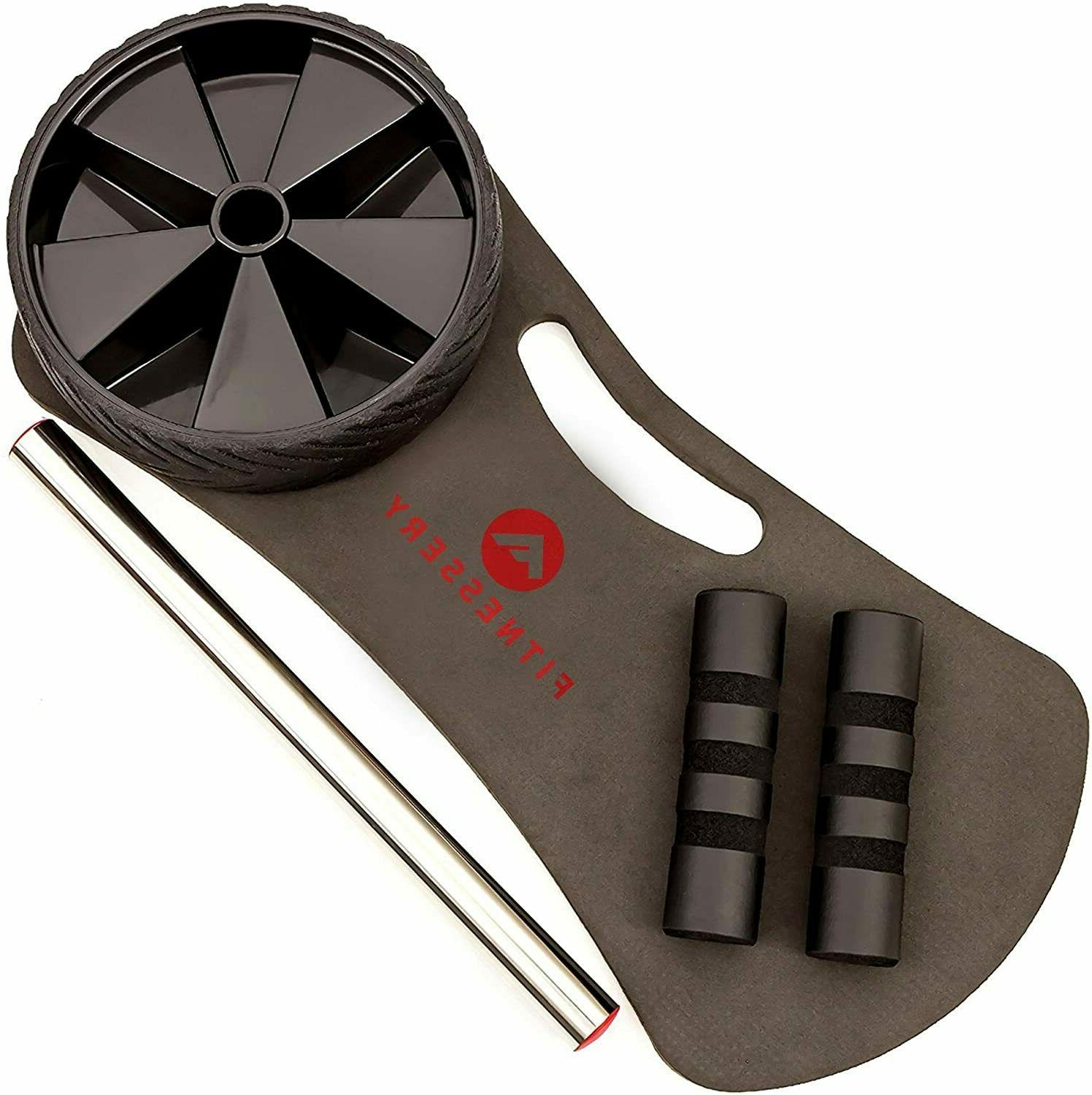 Fitness Abs Workout Wheel Equipment Machine for Gym