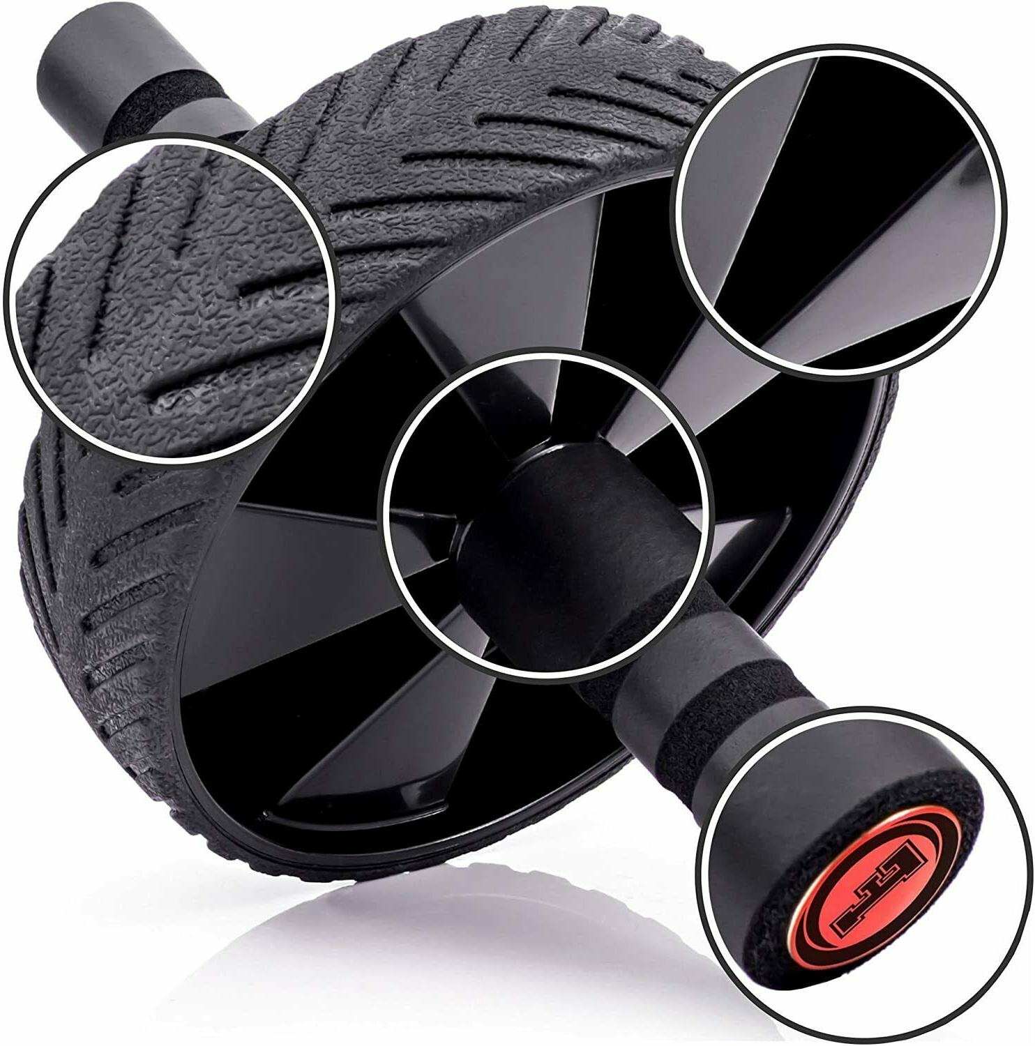Fitness Ab Abs Workout Wheel Equipment Machine for Home Gym
