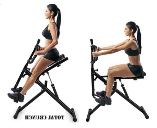 Fitness Machine Exerciser Equipment