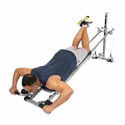 Total Gym Versatile Workout Fitness