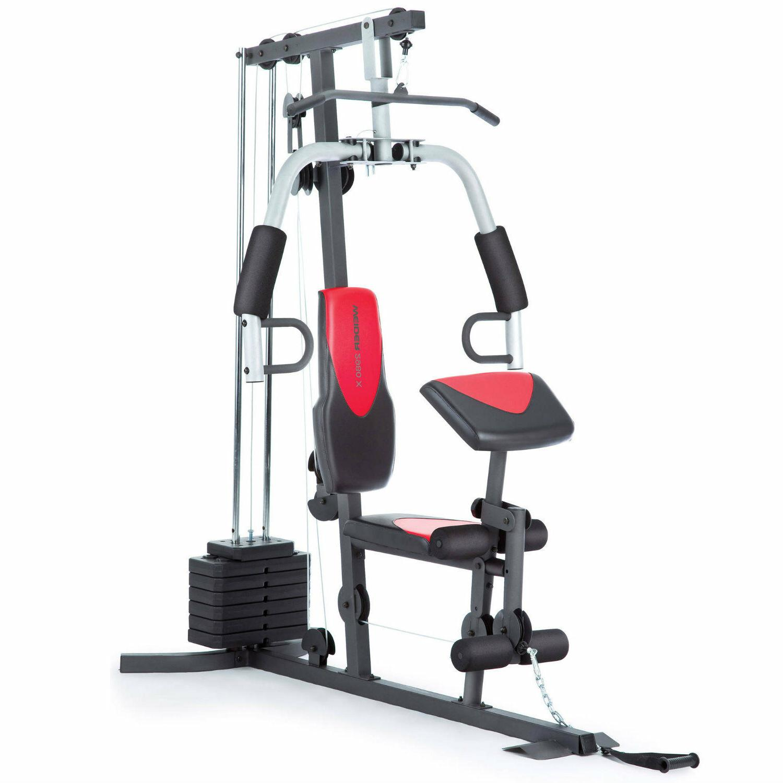 Fitness Machine Home Gym 214 Stack 2980