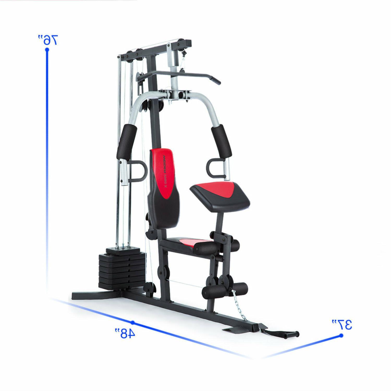 Fitness Machine Gym 214 Lbs