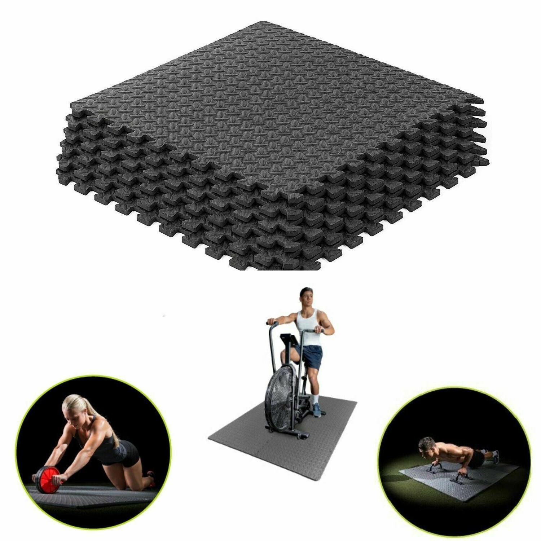Floor Mat Rubber Home Fitness Workout