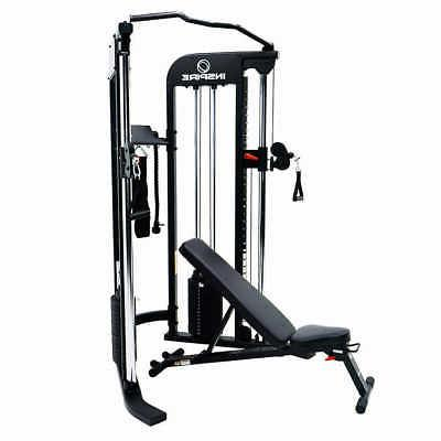 Inspire Fitness Functional Trainer with 1-Year Fitness