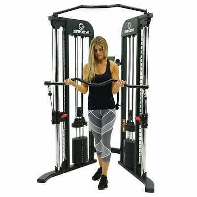 Inspire Fitness FTX Functional Trainer with Bench &