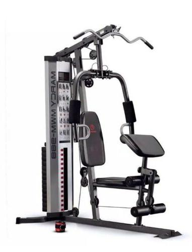 Marcy Body Home Gym, Training
