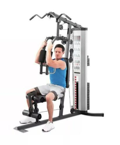 Marcy Full Home Gym, 150-lb. Resistance Training