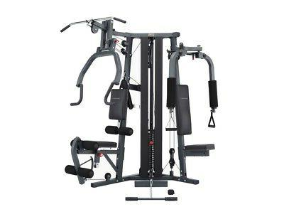 BodyCraft Galena Pro Home Gym, Single Stack with Pec Dec *Ne