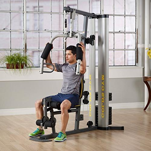 Gold's Gym XRS 55 Home System