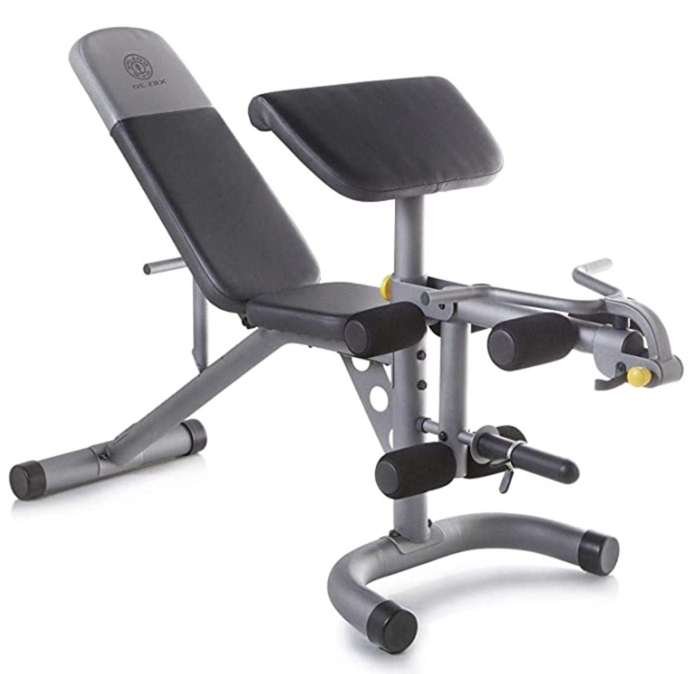 gold s gym xrs 20 multi functional