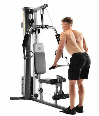 Gold's XRS Home Gym and System
