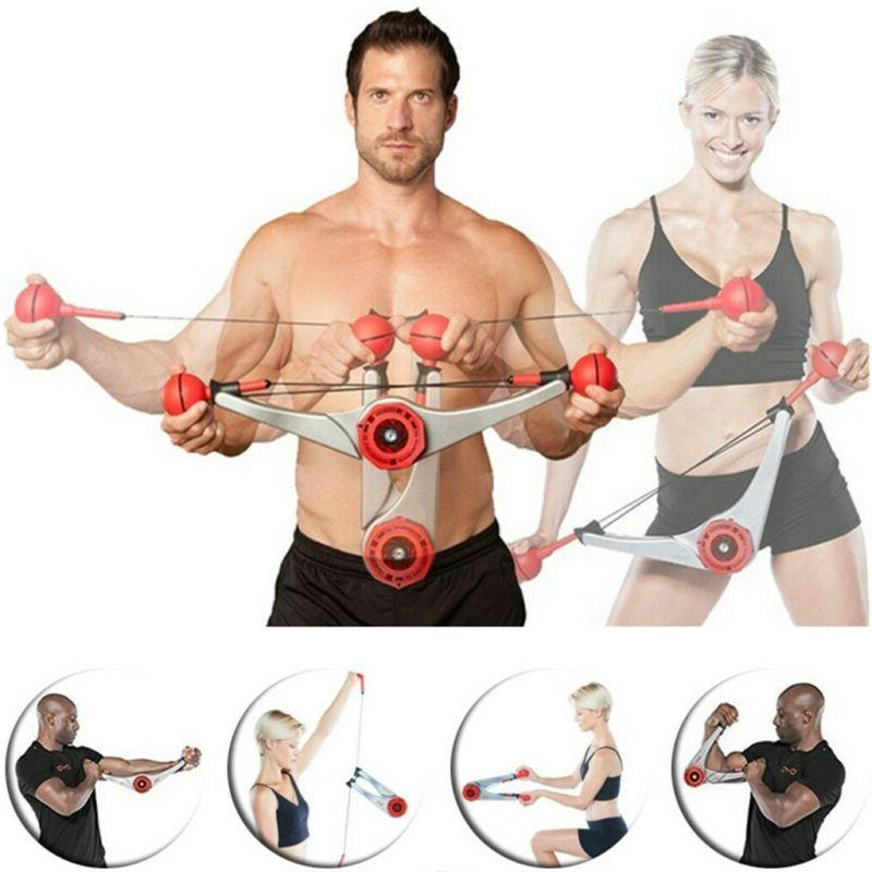 Portable Home Gym Weightlifting Training Kit Full Body-Power