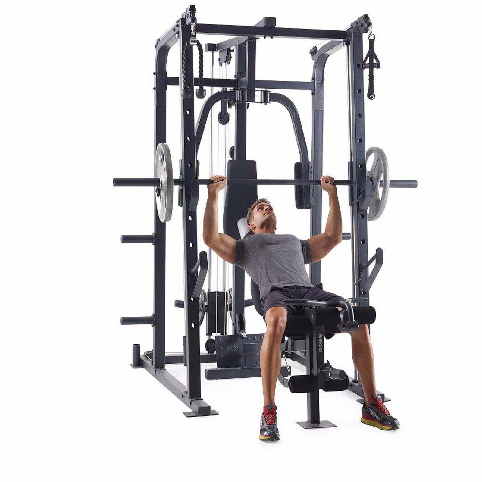 Weider Body Weight Lifting