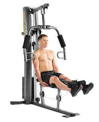 Gym System Strength Workout Equipment Home Machine Weight Lift