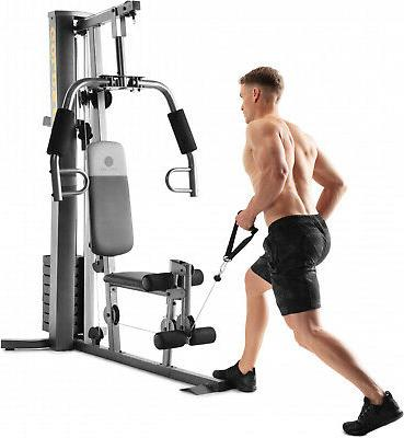 Golds Gym and Low Pulley Weight System Exercise Resistance