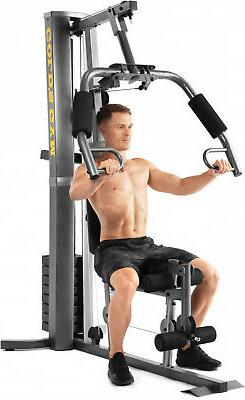 Gym System Strength Training Workout Equipment Home Exercise