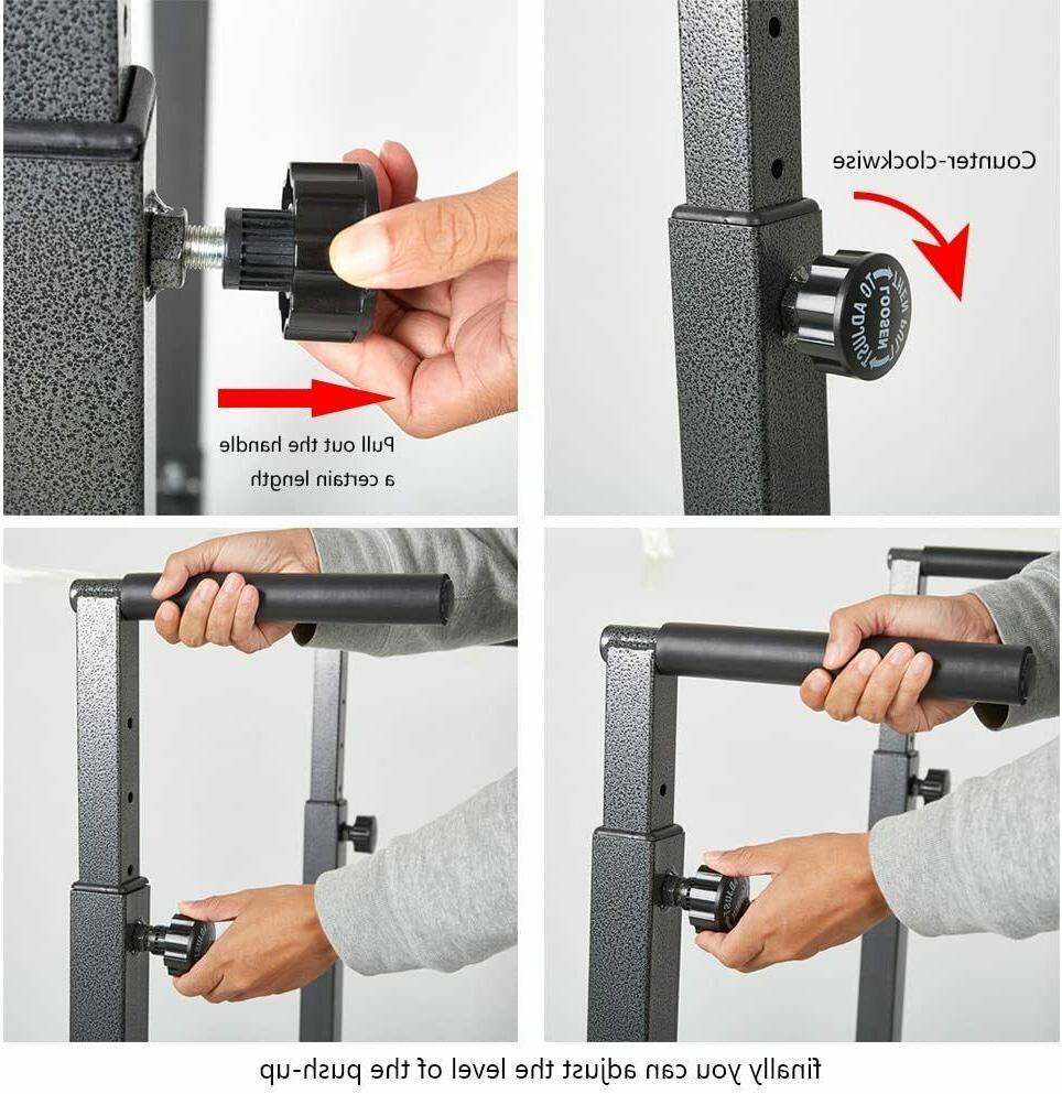 Heavy Dip / Dip Bar Home Capacity SHIPPING !