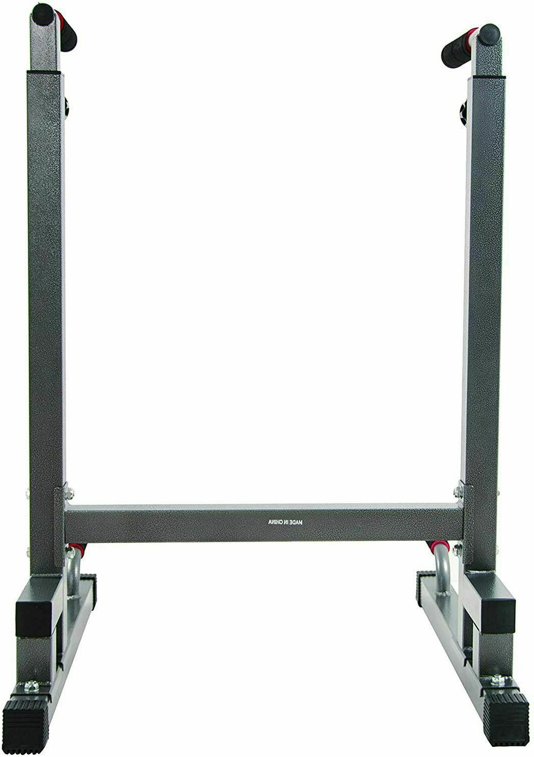 Heavy Stand / Dip Bar Home Capacity - FAST !