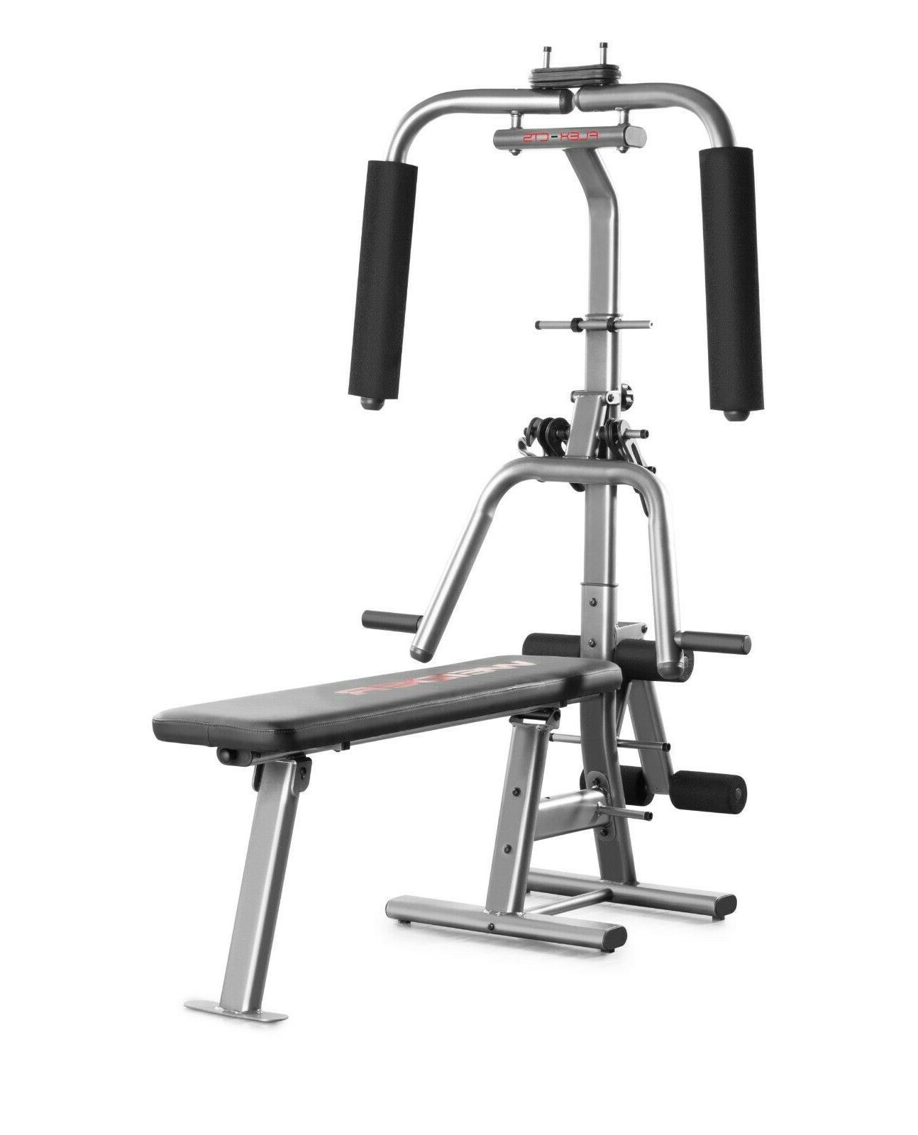 Weider Flex CTS Home Gym System | WESY20318