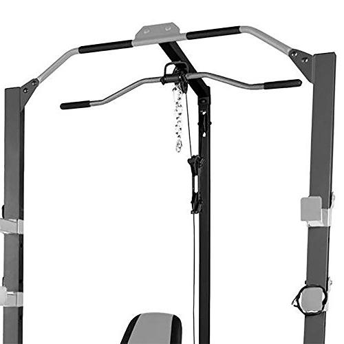 Marcy Gym Deluxe Cage System