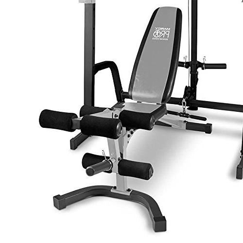 Marcy Gym Deluxe Cage with