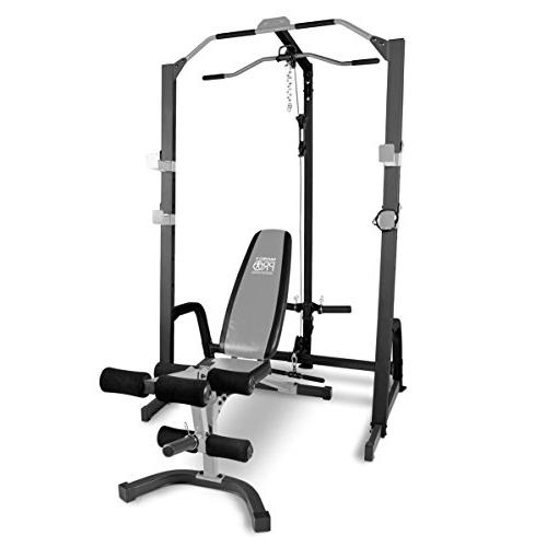 Marcy Home Gym Deluxe with Lifting