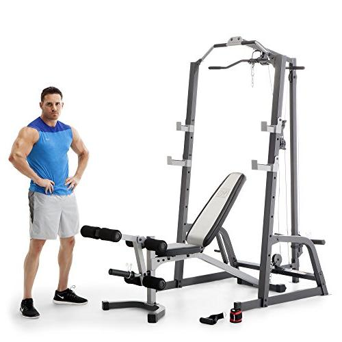 home gym deluxe cage system