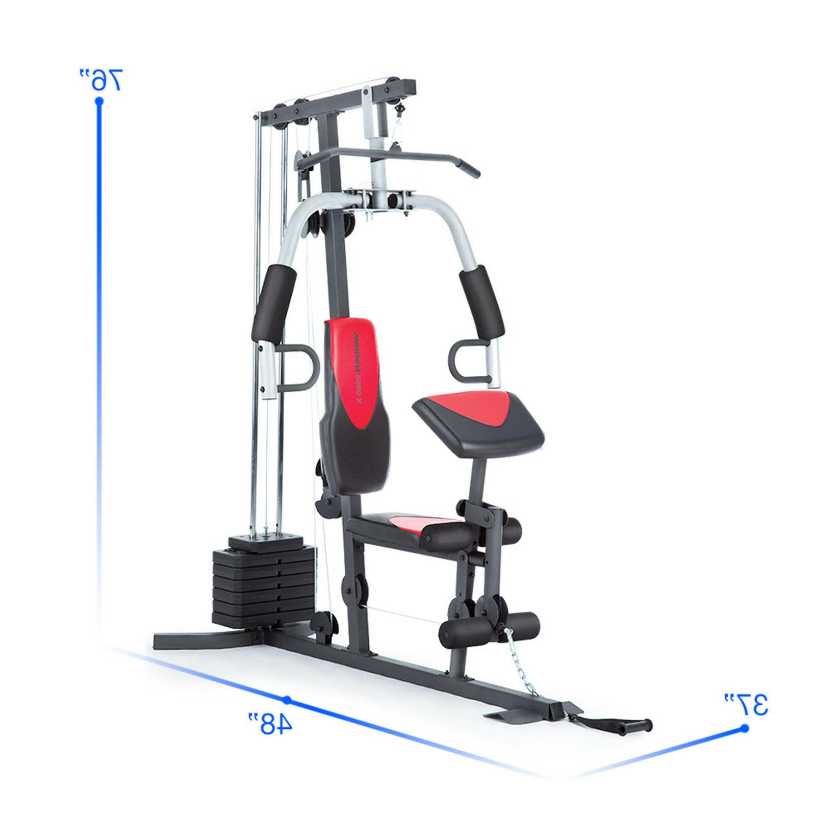 Home Gym Training Exercise Machine Workout