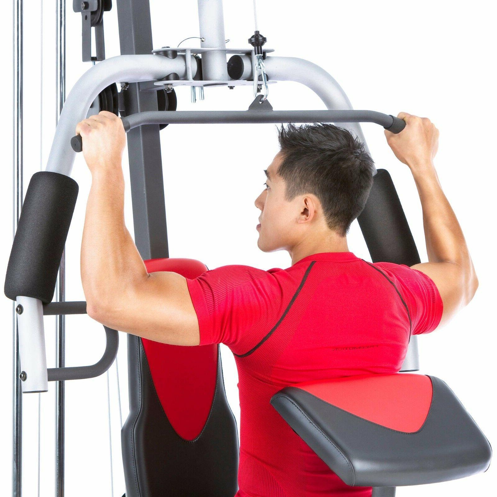 Home Gym Training Exercise Fitness Machine Gym