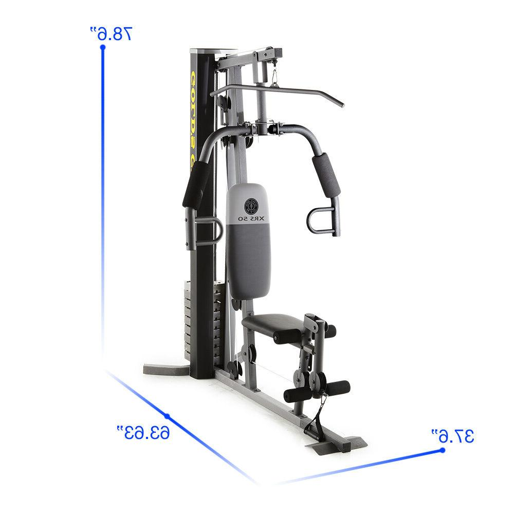 Home Weight Machine Gym